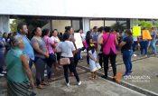 Plantón en Chetumal para exigir maestros de educación básica