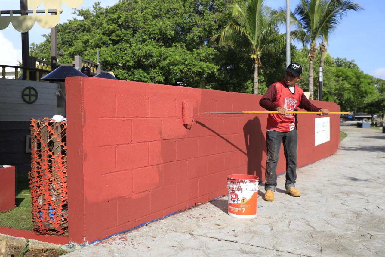 Da Laura Beristain servicios públicos de calidad en Solidaridad - Quadratin  Quintana Roo
