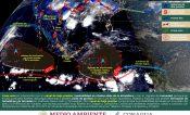 Provocará canal de baja presión lluvias en la Península