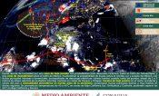Sábado de fuertes lluvias con descargas eléctricas en la Península