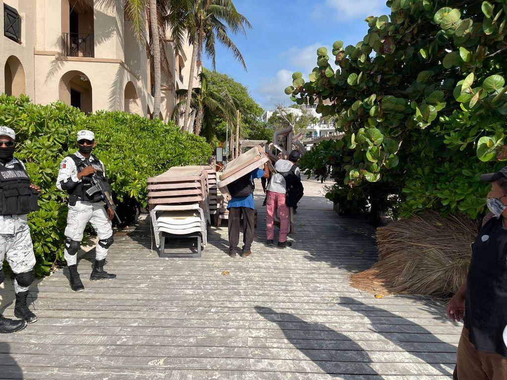 Limpian Quinta Avenida de narcomenudistas y extorsionadores - Quadratin  Quintana Roo