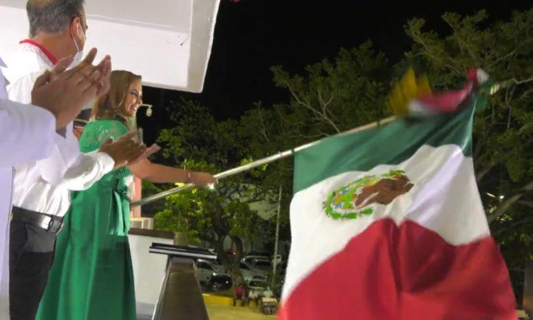 Viva México y los héroes de la pandemia: Mara Lezama