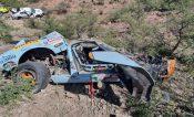Se registra accidente en la Carrera Panamericana